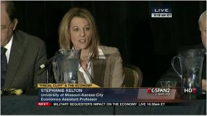 Kelton on Cspan2