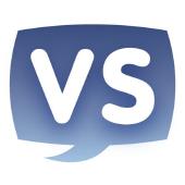 vs logo